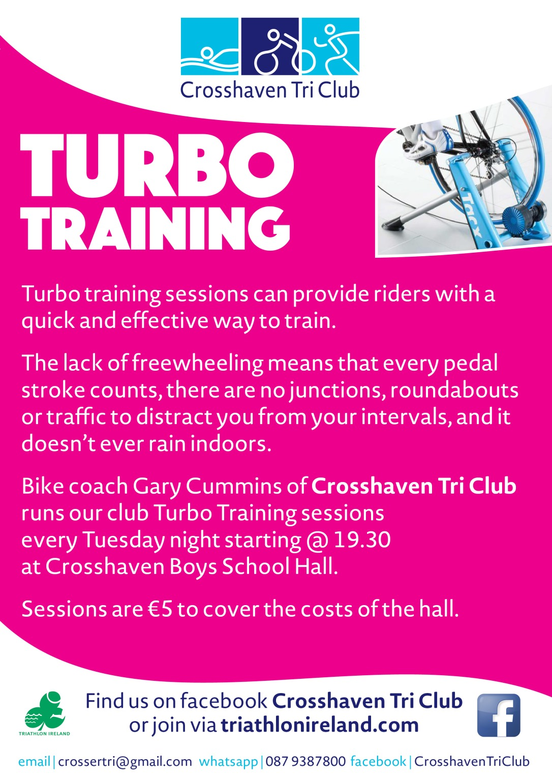 TURBO TRAINING